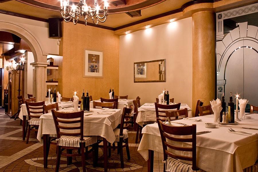 Фотозаснемане на ресторант Римини
