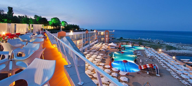 Фотозаснемане на хотел Долфин Марина