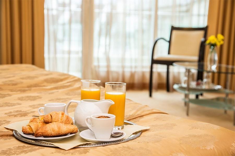 Интериорна фотография на хотел Европа