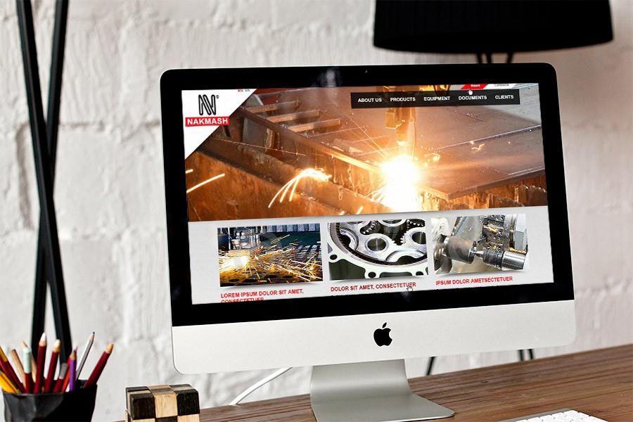 Уеб сайт на Накмаш – 97