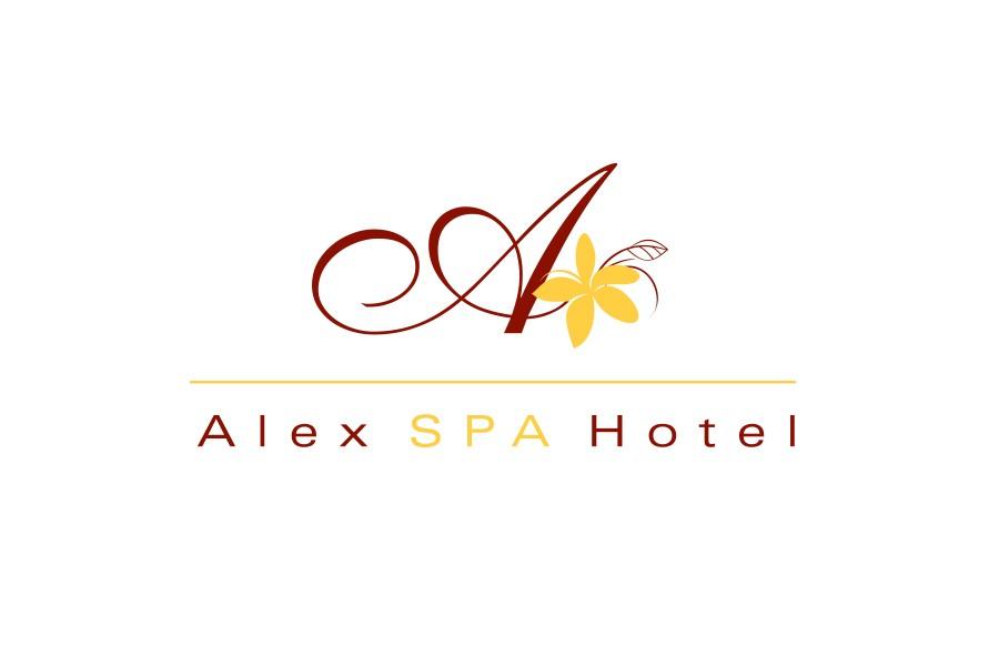 Лого дизайн на хотел Алекс