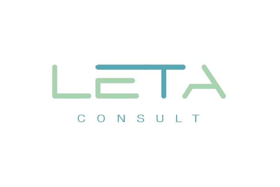 Лого дизайн на Лета консулт