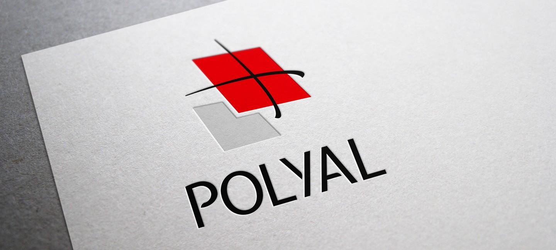 Лого дизайн на Полиал