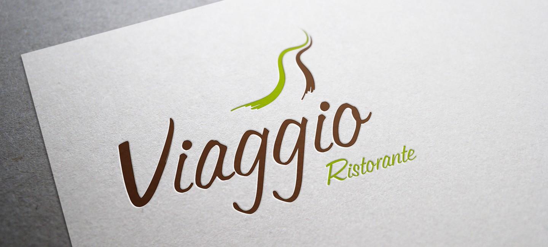 Лого дизайн на ресторант Виаджо