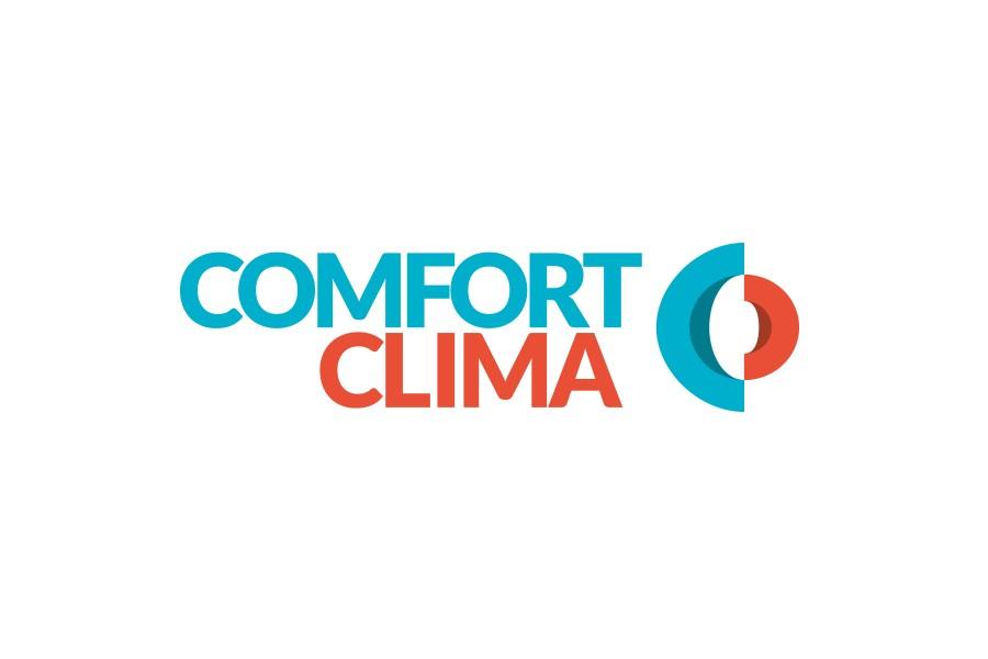 Лого дизайн на Комфорт клима