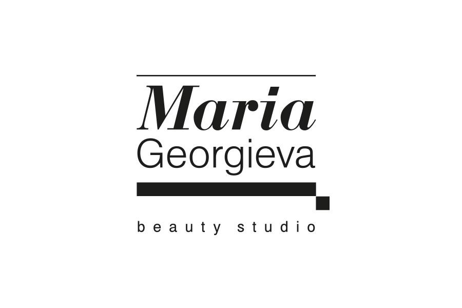 Лого дизайн на салон за красота Мария Георгиева