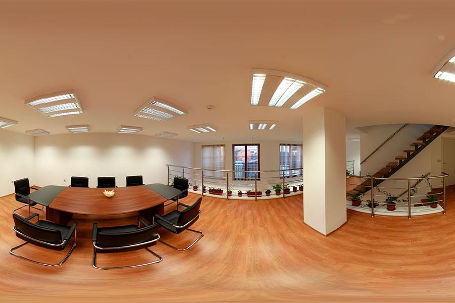 360 градусова панорама на счетоводна фирма Джей Ди Ел Партнерс