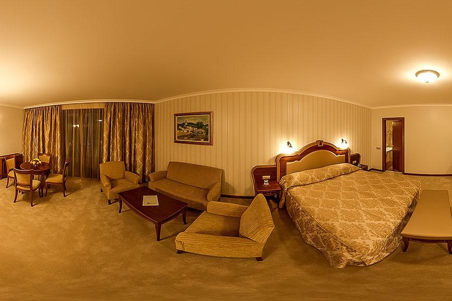 360° панорамна фотография на хотел Берлин Парк Витоша