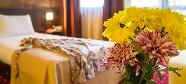 Интериорна фотография на хотел Вила Бояна