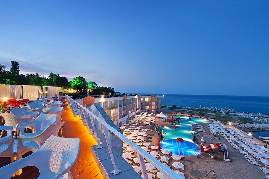 Фотозаснемане на хотели и ресторанти в Гранд Хотел Варна