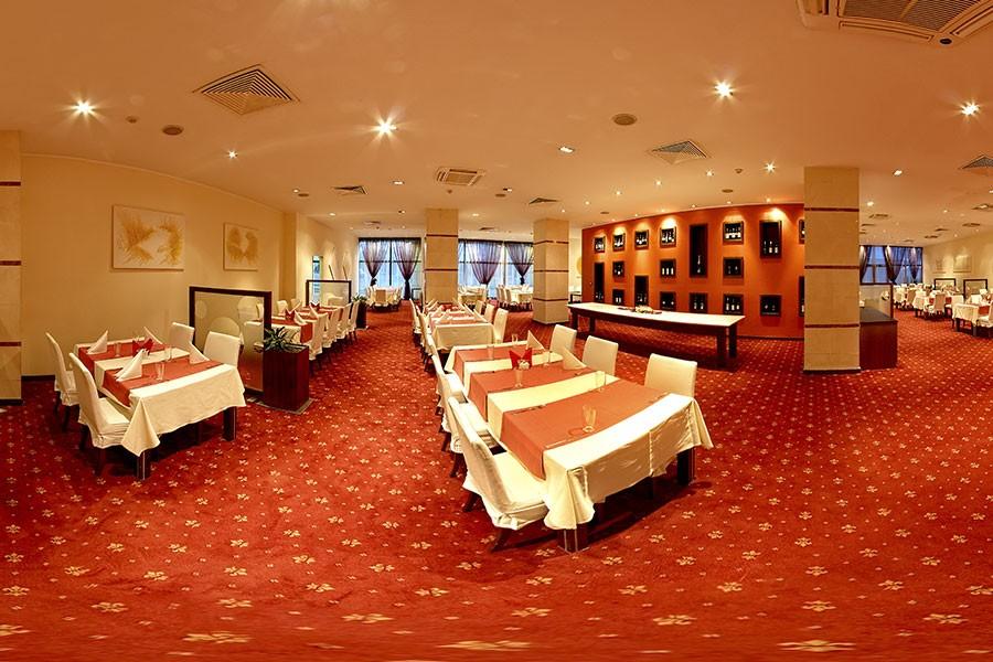 360° панорами към уеб сайта Витоша Парк Хотел