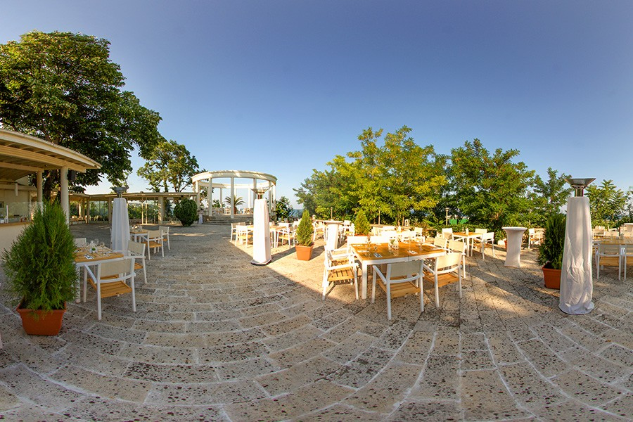 360° панорама на ресторант Гранд Албатрос