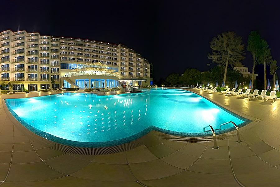 Виртуален тур на хотел Аква азур