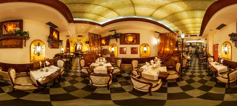 Виртуален тур на Моцарела бар