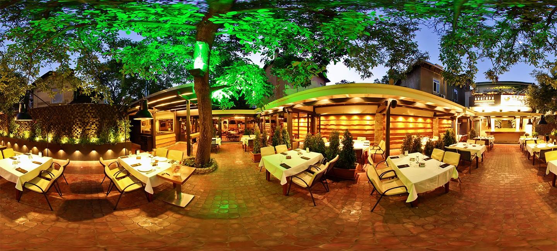 Вируален тур на ресторант Ниагара ул. Цар Симеон