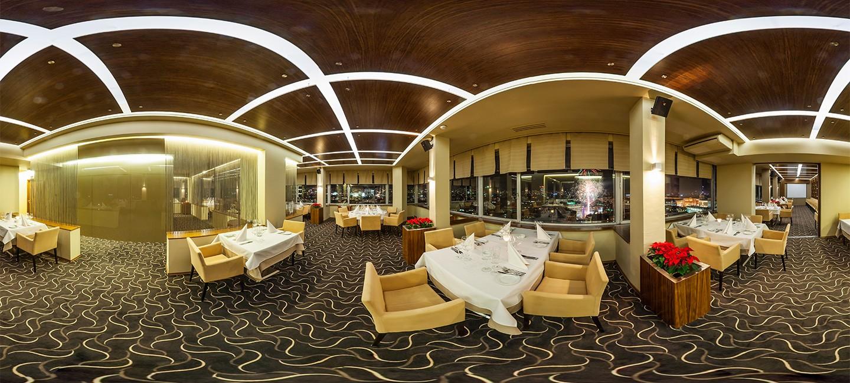 Виртуален тур на Ресторант При Орлите