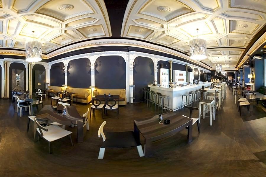 Виртуален тур на кафе Опера