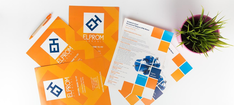 Листовки на Елпром