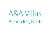 Вила A&A Aphrodite, Nikiti