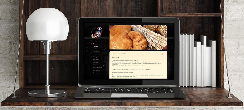 Уеб сайт на Кукуригу