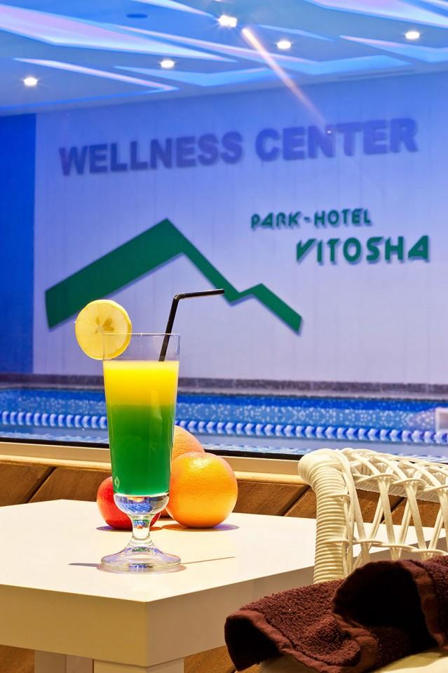 Снимки на СПА център Парк Хотел Витоша