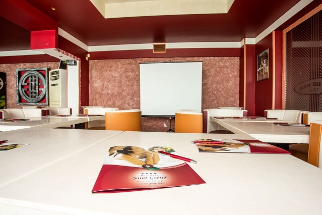 Интериорна фотография на хотел Свети Георги