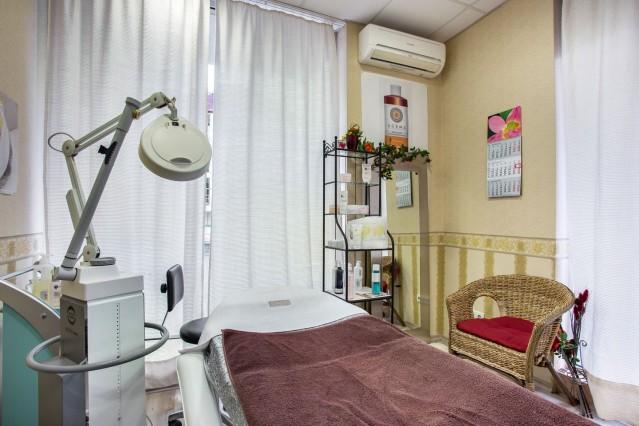 Интериорна фотография на салон за красота Мария Георгиева