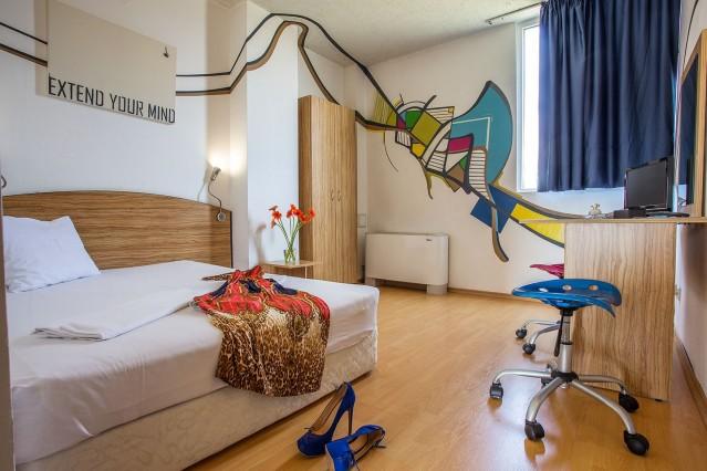Интериорна фотография на Арт Хотел Симона
