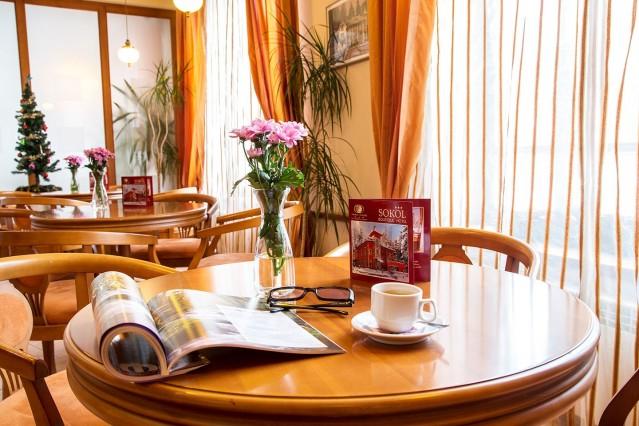 Интериорна фотография на бутиков Хотел Сокол