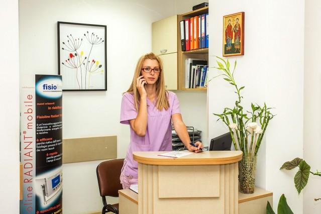 Фотозаснемане на медицински център  Артромедика