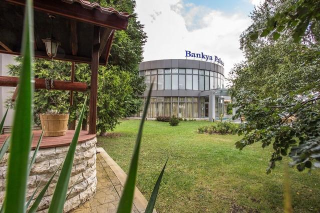 Фотозаснемане на хотел Банкя палас