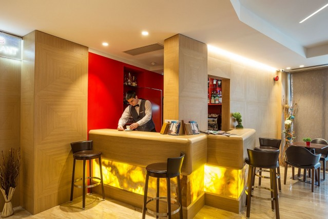 Интериорна фотография Премиер Бест уестърн Сити хотел