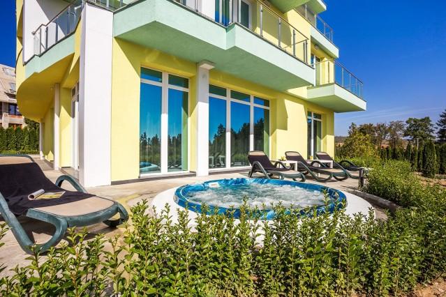 Интериорна  фотография на луксозна къща за гости Европа