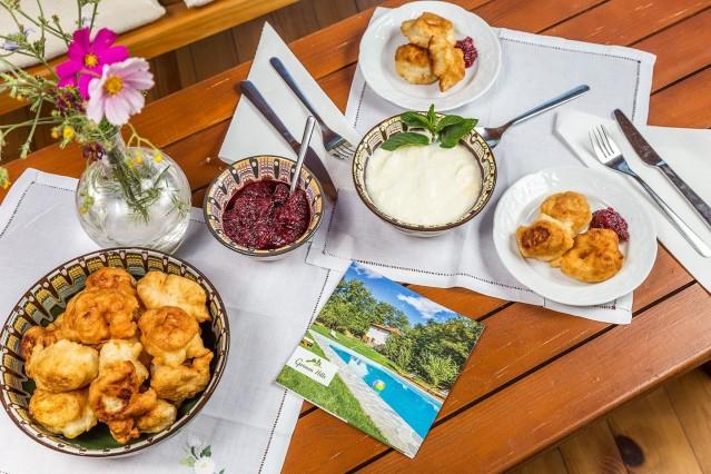 Интериорна и кулинарна фотография на Гърмен хилс