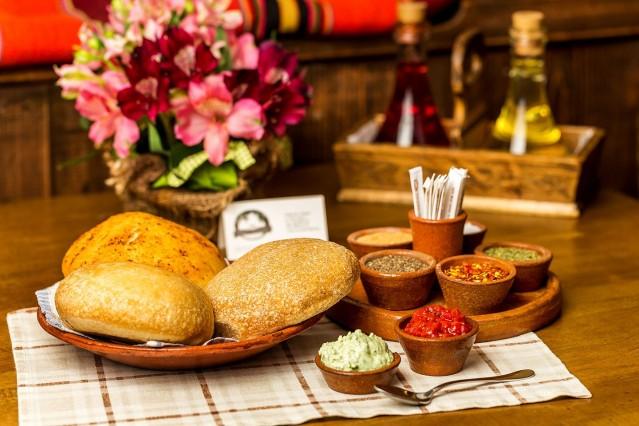 Кулинарна фотография на ресторант Под липите