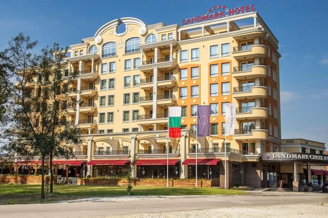 Интериорна фотография на хотел Ландмарк