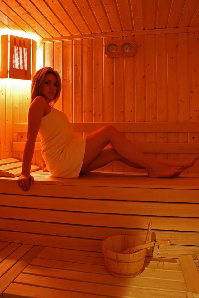 Интериорна фотография на хотел Шато монтан