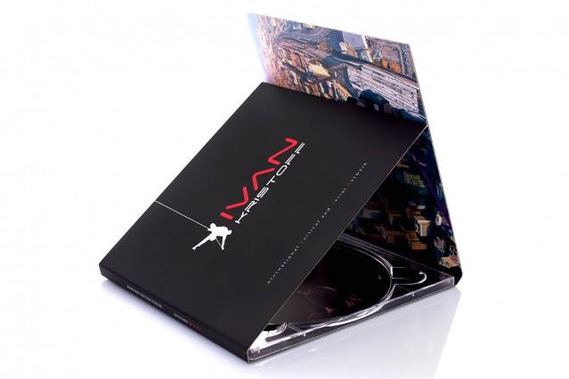CD и обложка на Иван Кристоф