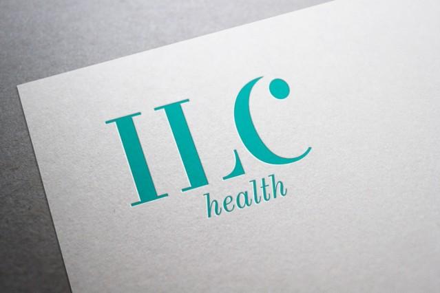 Лого дизайн на Ай Ел Си хелт