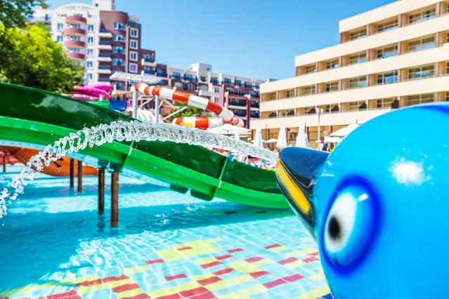 """Фотозаснемане на аквапарк в хотел """"Лагуна парк"""""""