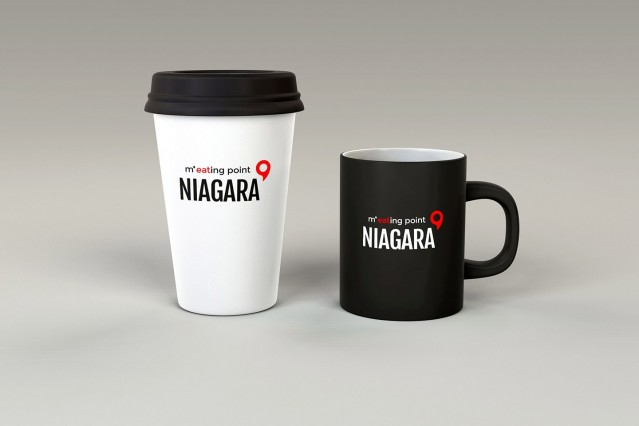Лого дизайн за Niagara Bar & Dinner
