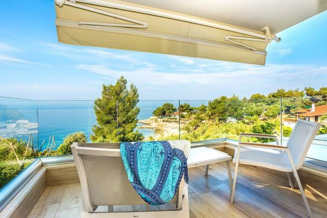 Интериорна фотография на Villa A&A Aphrodite, Nikiti